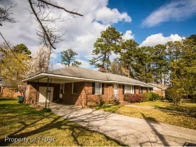 Robeson County Single Family Home For Sale: 506 33rd St #9