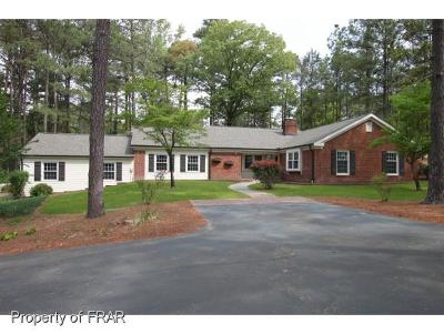 Whispering Pines Single Family Home For Sale: 8 Martin Drive