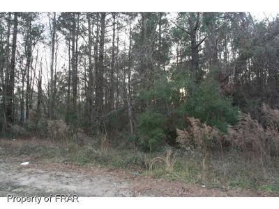 Hope Mills Residential Lots & Land For Sale: 1618 Halsey Loop