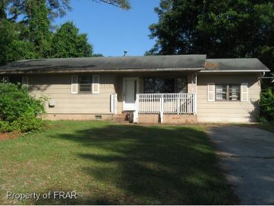 Fayetteville Single Family Home For Sale: 1878 Strathmore Ave