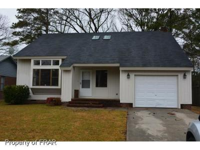Fayetteville NC Rental For Rent: $950