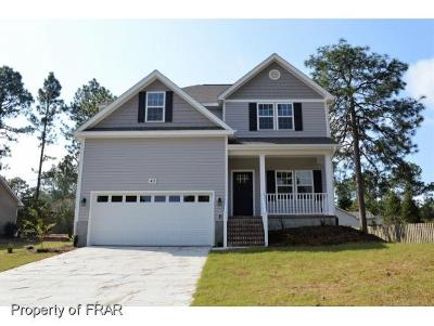 Pinehurst Single Family Home For Sale: 40 Bridle Path Cir