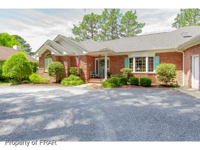 Seven Lakes, West End Single Family Home For Sale: 127 Harrell Rd