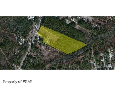 Raeford Residential Lots & Land For Sale: 2486 Hwy 401 Business