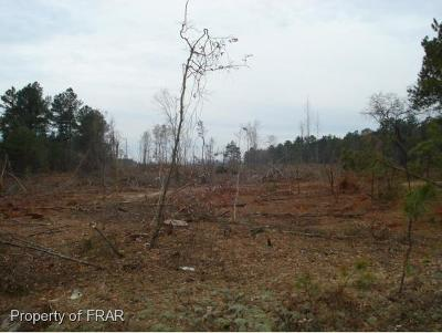 Sampson County Residential Lots & Land For Sale: Ozzie Road