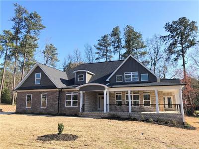 Sanford Single Family Home For Sale: 3007 Carrington Lane #2