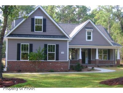 Seven Lakes, West End Single Family Home For Sale: 106 Ritter