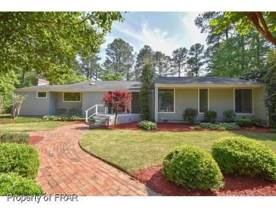 Fayetteville Single Family Home For Sale: 3305 Hutton Place