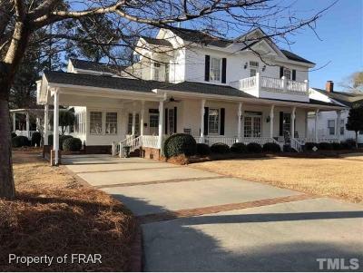 Harnett County Single Family Home For Sale: 506 S Layton Ave