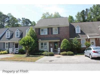 Fayetteville NC Single Family Home For Sale: $136,900