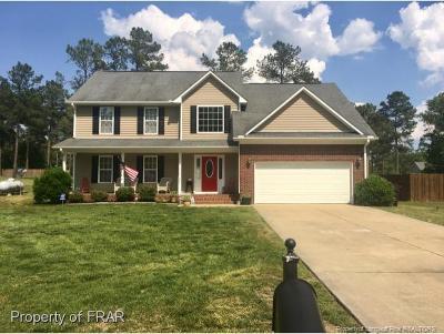 Sanford Single Family Home For Sale: 205 Fair Barn #61