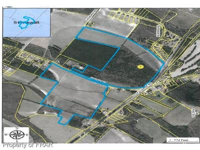 Hoke County Residential Lots & Land For Sale: Arabia Road
