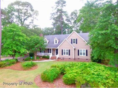 Robeson County Single Family Home For Sale: 3082 Westminster Rd
