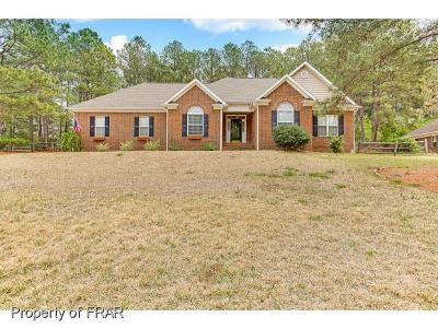 Whispering Pines Single Family Home For Sale: 14 Lavender Dr