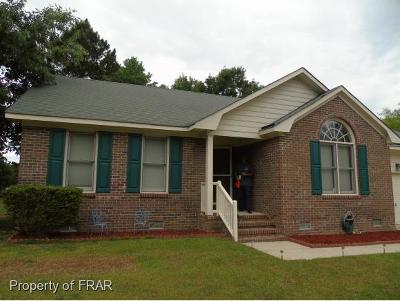 Raeford NC Single Family Home Sold: $117,000