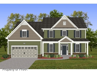Raeford NC Single Family Home For Sale: $279,900