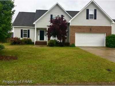 Hope Mills NC Single Family Home For Sale: $199,900