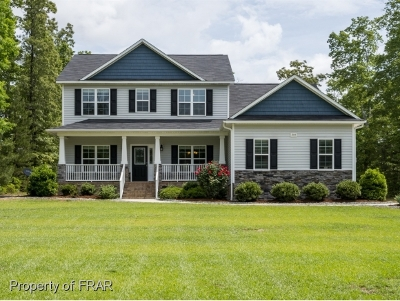 Sanford Single Family Home For Sale: 204 Greenwich Dr
