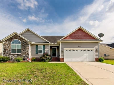 Hope Mills Single Family Home For Sale: 1417 Snowy Egret