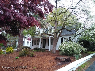 Fayetteville Single Family Home For Sale: 221 Valley Rd