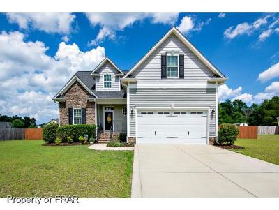 Hope Mills Single Family Home For Sale: 4421 Timber Grove Dr. #68