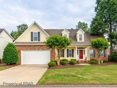 Fayetteville Single Family Home For Sale: 3935 Brookgreen Drive #10