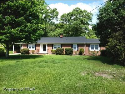 Sanford Single Family Home For Sale: 762 White Hill Rd
