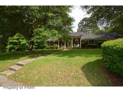 Fayetteville Single Family Home For Sale: 607 Tanglewood Drive #32