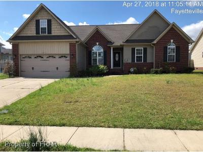 Fayetteville Single Family Home For Sale: 3811 Briargate Lane #80