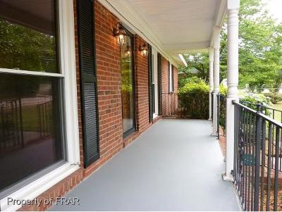 Fayetteville Single Family Home For Sale: 800 Montclair Road