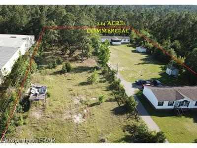Harnett County Residential Lots & Land For Sale: 1186 Nc 24-87