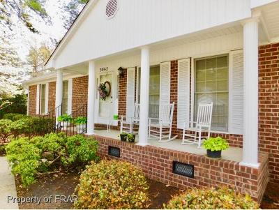 Robeson County Single Family Home For Sale: 3062 Westminster Rd
