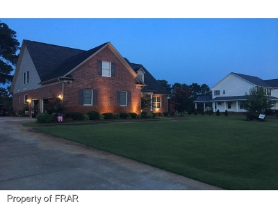 Fayetteville Single Family Home For Sale: 4441 Bent Grass