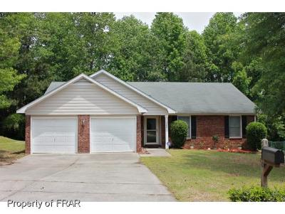 Fayetteville Single Family Home For Sale: 5780 Bavaria Place #22