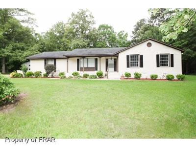 Fayetteville Single Family Home For Sale: 6361 River Ridge