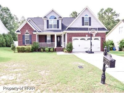 Fayetteville NC Single Family Home For Sale: $277,000