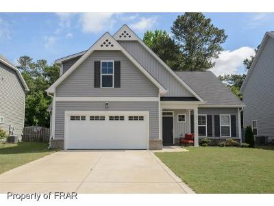 Hope Mills NC Single Family Home For Sale: $225,500