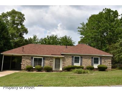 Fayetteville Single Family Home For Sale: 4134 Dellwood Drive