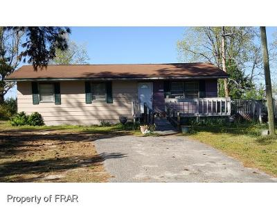 Fayetteville Single Family Home For Sale: 432 Stage Rd