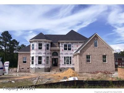 Fayetteville Single Family Home For Sale: 217 Puddingstone Dr #181
