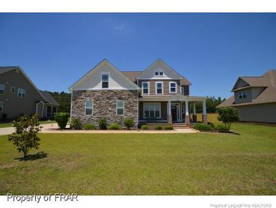 Raeford NC Single Family Home For Sale: $293,000