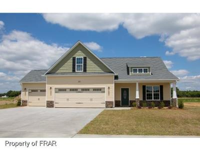 Fayetteville Single Family Home For Sale: 5220 Sunset View Road #2
