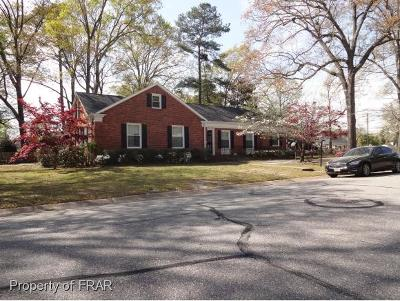 Fayetteville Single Family Home For Sale: 102 Lamb St #4
