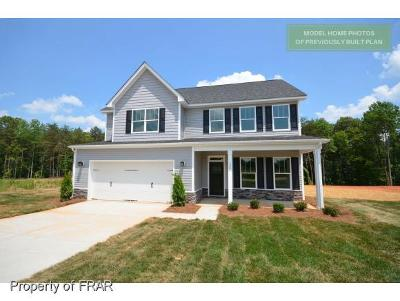 Harnett County Single Family Home For Sale: 83 Inlet View