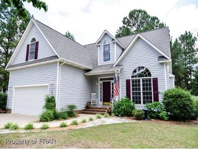Pinehurst Single Family Home For Sale: 80 Statler Ln