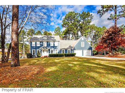 Fayetteville Single Family Home For Sale: 6868 Uppingham Rd