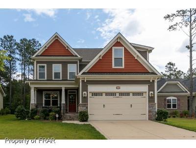Harnett County Single Family Home For Sale: 135 Valley Stream