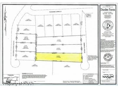 Raeford Residential Lots & Land For Sale: Lot 89c Merita Drive