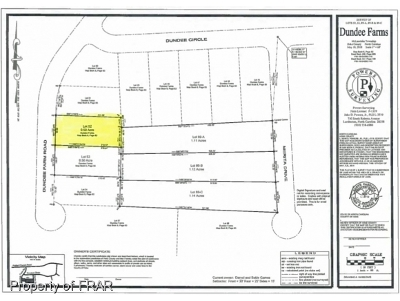 Raeford Residential Lots & Land For Sale: Lot 52 Dundee Farm Road