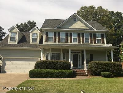 Hope Mills NC Single Family Home For Sale: $248,000